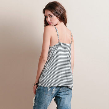 Women's Strappy Top [7279106567]