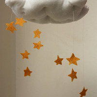 Constellation LEO Cloud Crib Nursery Mobile