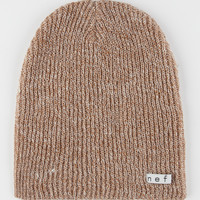 Neff Daily Heather Beanie Brown/White One Size For Men 27139648501
