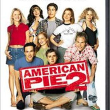 AMERICAN PIE 2 (WIDESCREEN COLLECT MOVIE