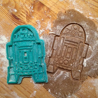 Star Wars - R2D2 (R2-D2) cookie cutter