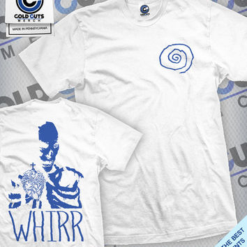 "Whirr ""Skull Heart"" Shirt 
