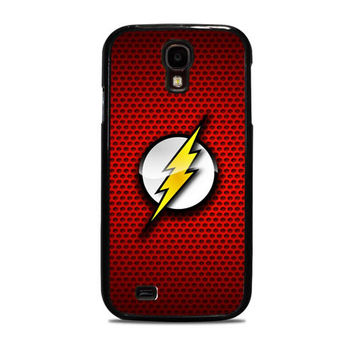 The Flash Red Logo Samsung Galaxy S4 Case