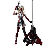 Square Enix DC Comics Harley Quinn Variant Play Arts Kai Action Figure (Designed by TesuyaNomura)