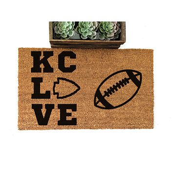 Kansas City Chiefs Doormat