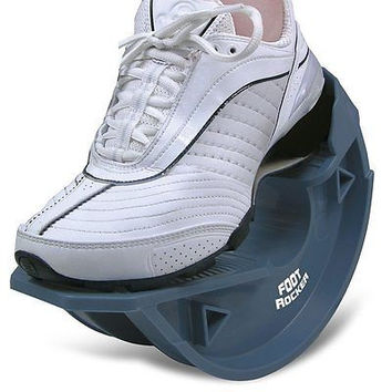Healthcare Pain Relief Ankle Foot Rocker Pedal Back Leg Heel Exerciser Muscle