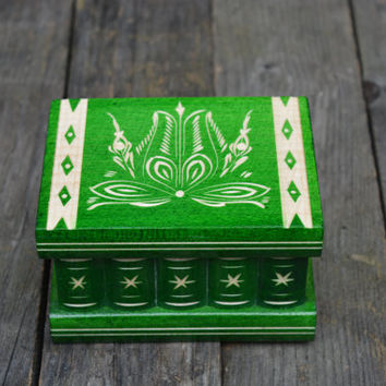 Can you open the box? DeluxeEdition wooden puzzle box secret opening puzzle box handmade wooden jewelry box money bank candy box trinket box
