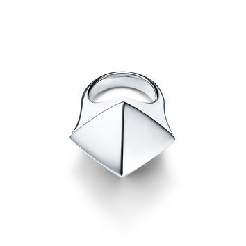 Tiffany & Co. - Out of Retirement™:Pyramid Ring
