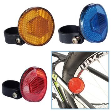 Bicycle reflective taillight Turn Signal Brake lights bike light lantern for a bicycle Reflector lamp slice #2g23#F