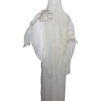5' Animated Hanging Ghost Lady Decoration – Spirit Halloween