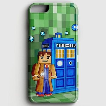 Tardis Doctor Who Little Prince iPhone 6 Plus/6S Plus Case