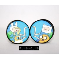 Adventure Time for All Plugs by Plug-Club