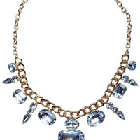 Iced-Out Chain Necklace - My Jewel Candy