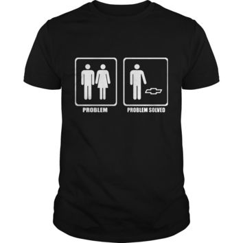 Problem Solved shirt Guys Tee