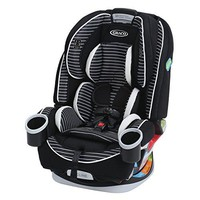 4-in-1 Convertible Car Seat, Studio, One Size