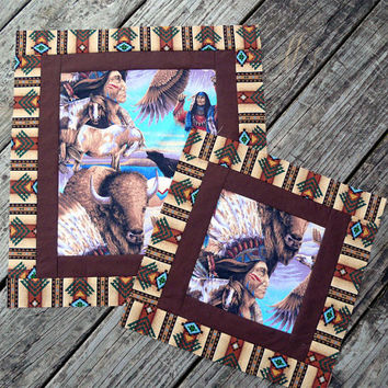 Quilt Blocks - Native American