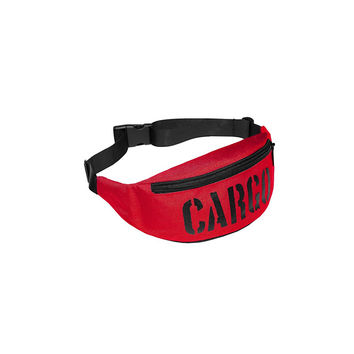 CARGO HIP PACK - red