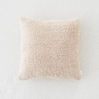 Sherpa Fleece Throw Pillow | Urban Outfitters