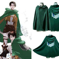 Attack on Titan Cape Cosplay Cape