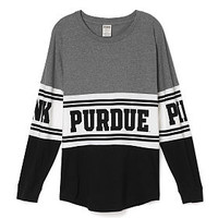 Purdue University Bling Varsity Crew - PINK - Victoria's Secret