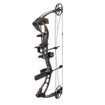 Quest Forge Bow Package Left Hand Realtree Xtra