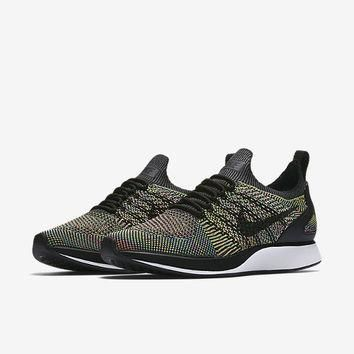 The Nike Air Zoom Mariah Flyknit Racer Women's Shoe.