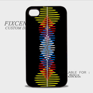 Arctic Monkeys Spectrum - iPhone 4/4S Case