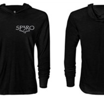 Spero Long Sleeve Shirts with Hoodie