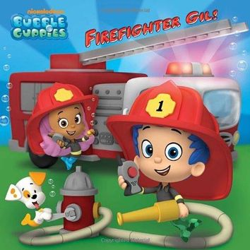 Firefighter Gil! Bubble Guppies