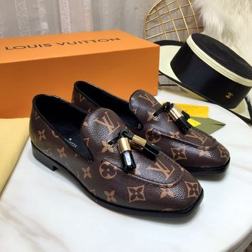 Louis Vuitton LV Women Society Loafer