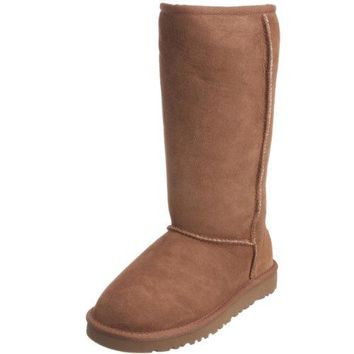 UGG Toddler's Classic Short Boots - chestnut, little kid's 10