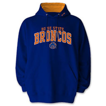Men's Boise State Broncos College Arch Pullover Hoodie