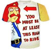 This High To Ride Tee