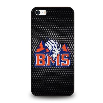 BMS BLUE MOUNTAIN STATE iPhone SE Case Cover