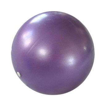 ESBON5 New Arrival Fitness Yoga Ball 25cm Smooth Balance Fitness Gym Exercise Ball With Pump Balance Pilates Balls
