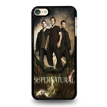 SUPERNATURAL iPod Touch 4 5 6 Case Cover
