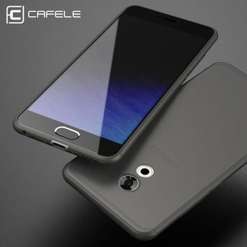 CAFELE soft TPU Case For MeiZu pro 6 cases Slim Back Protect Skin Ultra Thin anti shock Phone Cover for MeiZu pro5 MX6