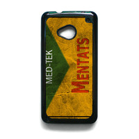 Fallout 3 Mentats HTC One M7 Case