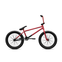 2015 Verde Theory Bmx Bike Matte Black/Red