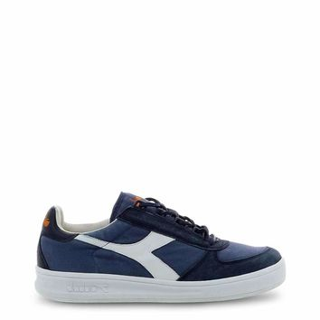 Diadora Heritage B Men Blue Sneakers