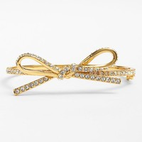 Women's kate spade new york 'skinny mini' bow bangle
