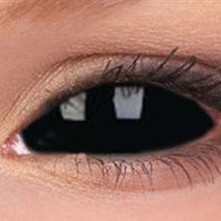 Sabretooth - 22mm Sclera Contact Lenses | EyesBright.com