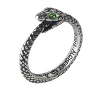 Alchemy Gothic The Sophia Serpent Ring Hemlock Grove