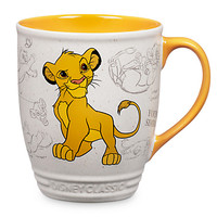 Simba Mug - Disney Classics Collection