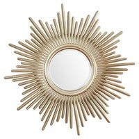 Reyes Sunburst Oversized Wall Mirror | Joss & Main