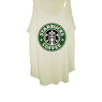 starbucks summer clothing obey jack daniels chanel ysl celine paris sweatshirt tank tops vest for ladies one size fits all.