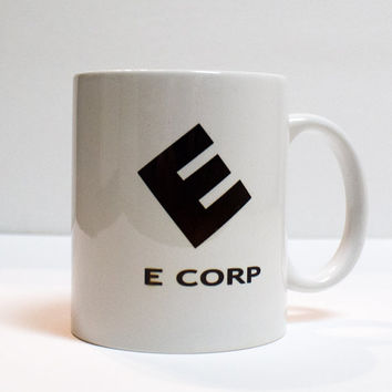 Mr. Robot E Corp Coffee Mug for Hackers