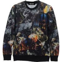 Chaos Battle Crewneck