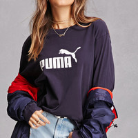 Repurposed Puma Graphic Tee