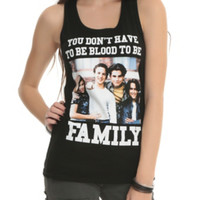 Boy Meets World Family Girls Tank Top